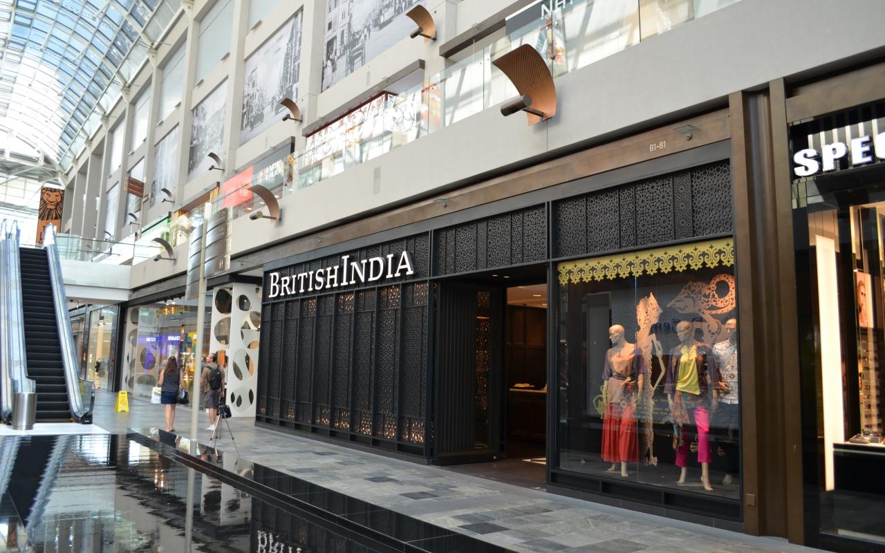 BRITISH INDIA, SINGAPORE