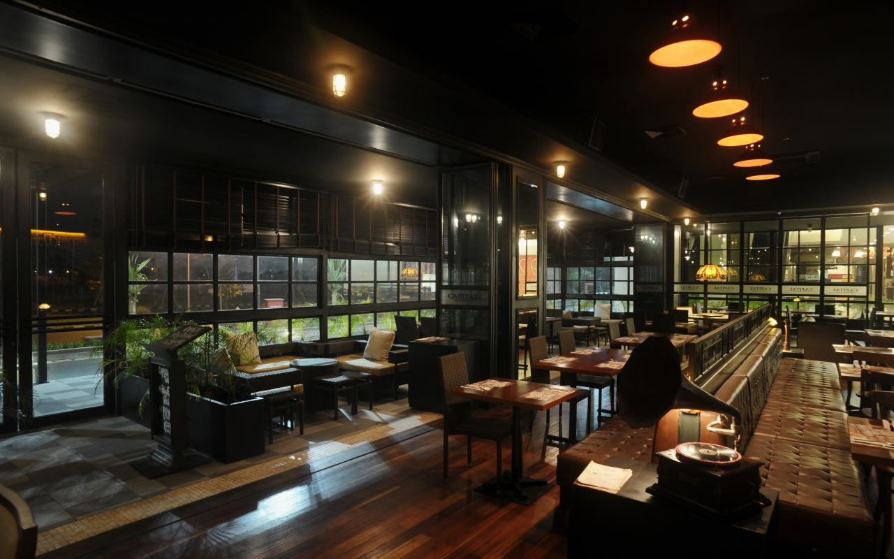 CAPITAL RESTAURANT & LOUNGE, INDONESIA