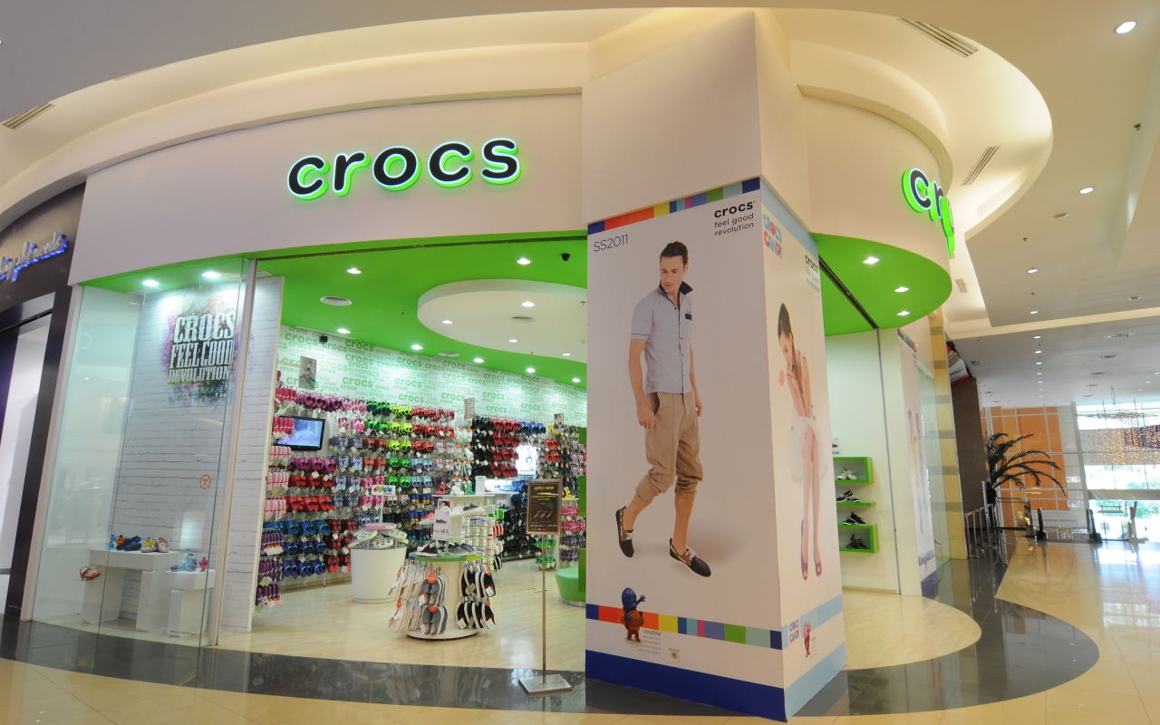 CROCS, INDONESIA