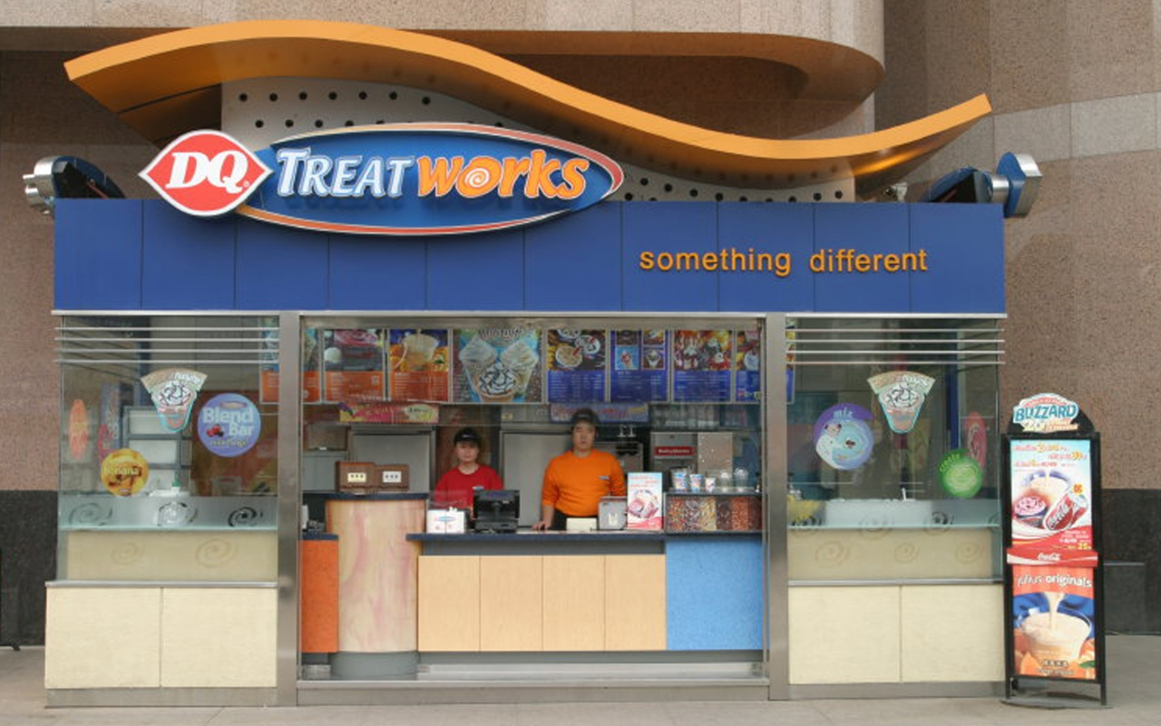 DAIRY QUEEN, SOUTHEAST ASIA & MIDDLE EAST