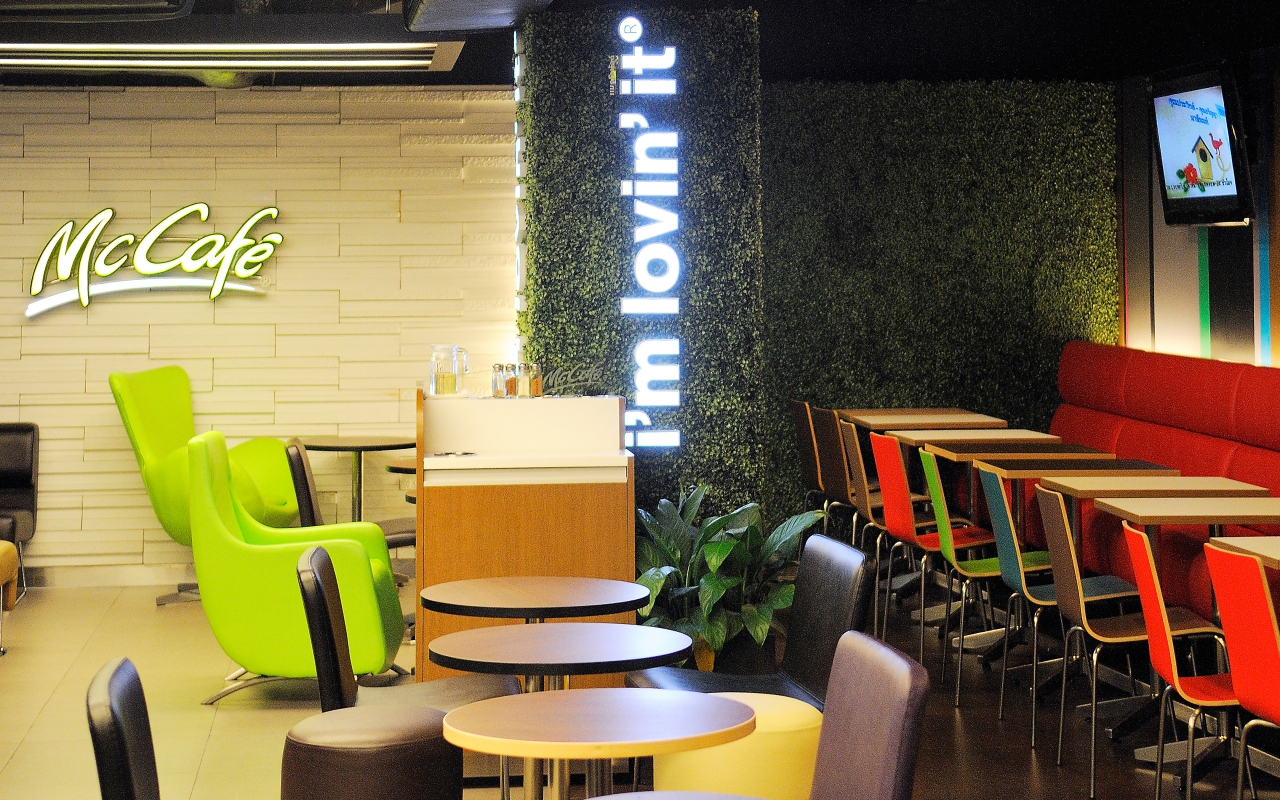 MC CAFE, THAILAND
