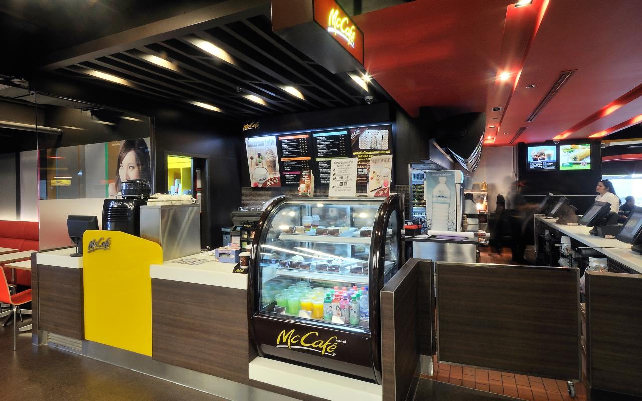 MC CAFE, THAILAND